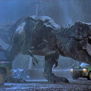 CGI in Jurassic Park Changed EVERYTHING!