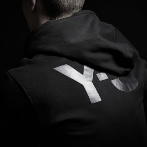 Y-3 styled by END. (EDITORIAL.)