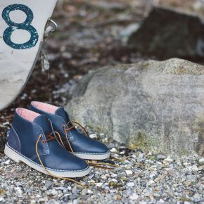 Herschel Supply x Clarks Originals (KICKS.)