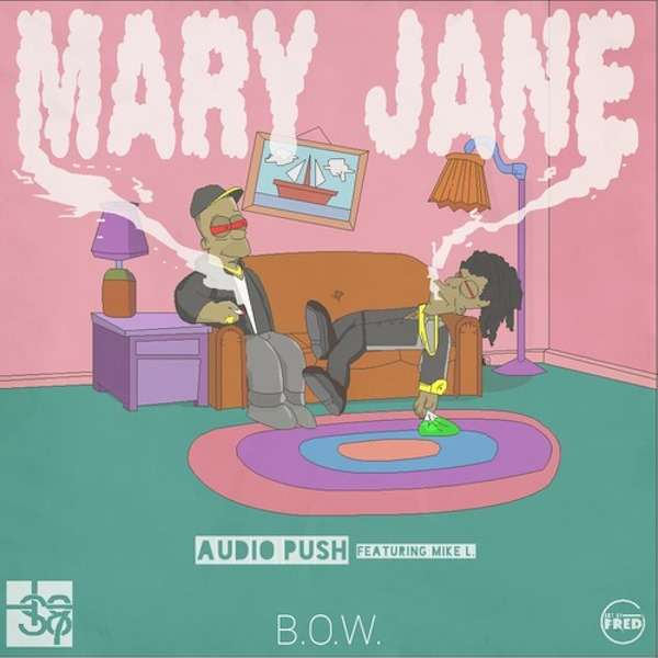 Audio Push - Mary Jane