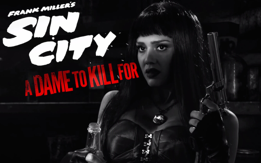 Sin City - A Dame To Kill For -Featured