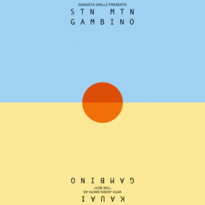 Childish Gambino – STN MTN / Kauai  (MIXTAPE.)