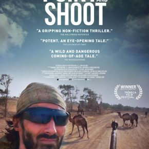 "Tribeca FiIm Festival Winner ""POINT AND SHOOT"" (TRAILER PREMIERE.)"