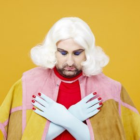 Tim & Eric Churn Out A High Fashion Editorial