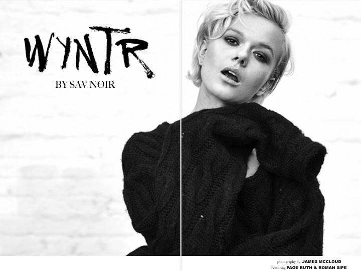 Sav Noir - WYNTR - 1