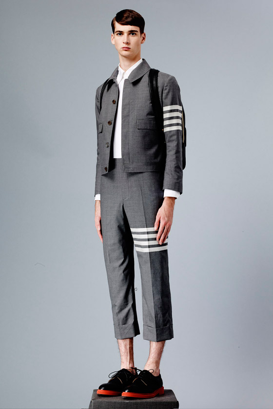 Thom Browne Spring:Summer 2015 Lookbook
