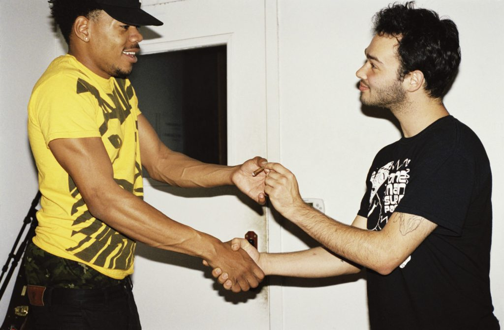Chance and Donnie Trumpet