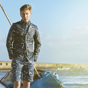 Barbour x White Mountaineering S/S 2015 (COLLECTION.)