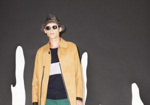Band of Outsiders x Mackintosh S/S '15 Coat (COLLECTION.)