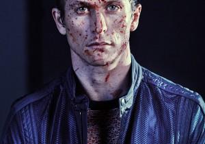"Actor Jonathan Tucker Gets Bloody in ""Fashion Kills"" (EDITORIAL.)"