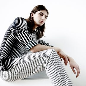 """Fucking Young Exclusive Editorial """"STRIPES"""""""