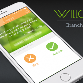 Willow App Makes Personality The Priority