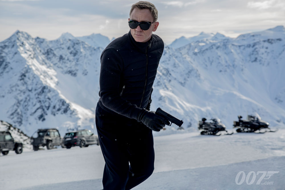 Spectre - james Bonds