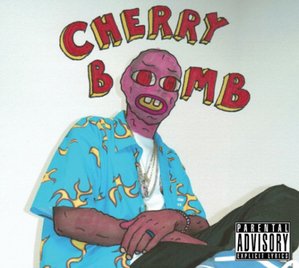 Cherry Bomb - Tyler The Creator - Cover Art