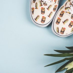 Vans Authentic Presents: Drained and Confused - S/S 2015 (KICKS.)