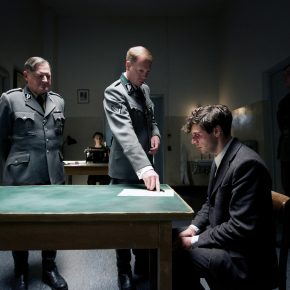 There's A Movie About A Dude Who Tried To Kill Hitler '13 Minutes' (Trailer.)