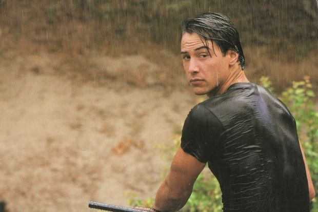 Keanu Reeves is Johnny Utah- NOT Mark Wahlberg