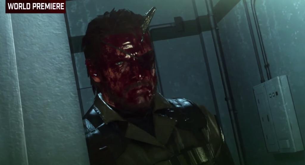 Metal Gear Solid- Bloody Snake