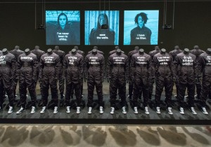 Andre 3000's Jumpsuits on Display at Art Museum