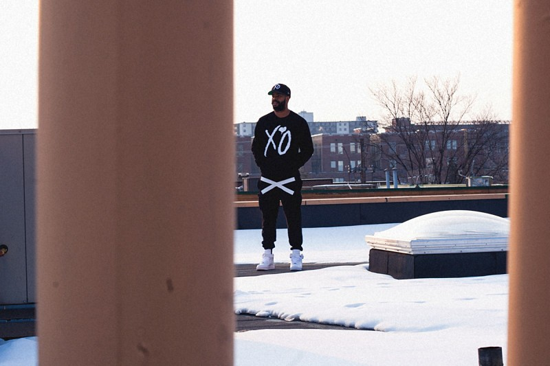 Weeknd - Clothing Line -2