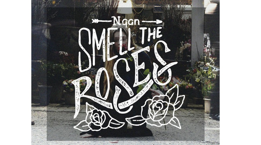 Ngan – Smell The Roses (EP PREMIERE.)