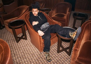 The Weeknd's ISSUE XO – Spring Delivery (LOOKBOOK.)