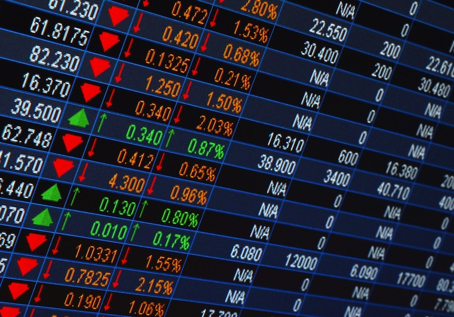 Stock Market Pic